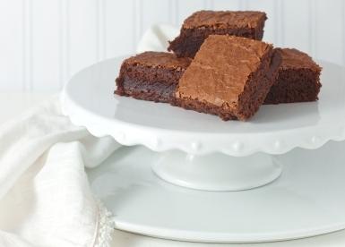 compressed brownies