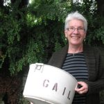 gail with pail