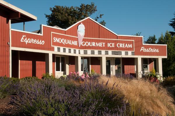 Snoqualmie Ice Cream Factory