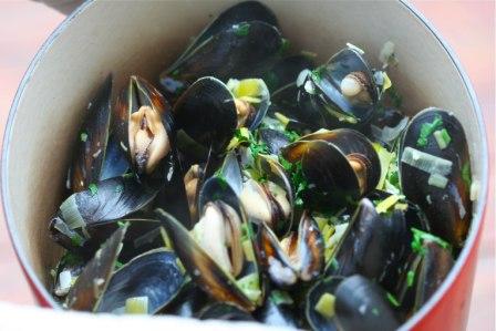 garlic_mussels