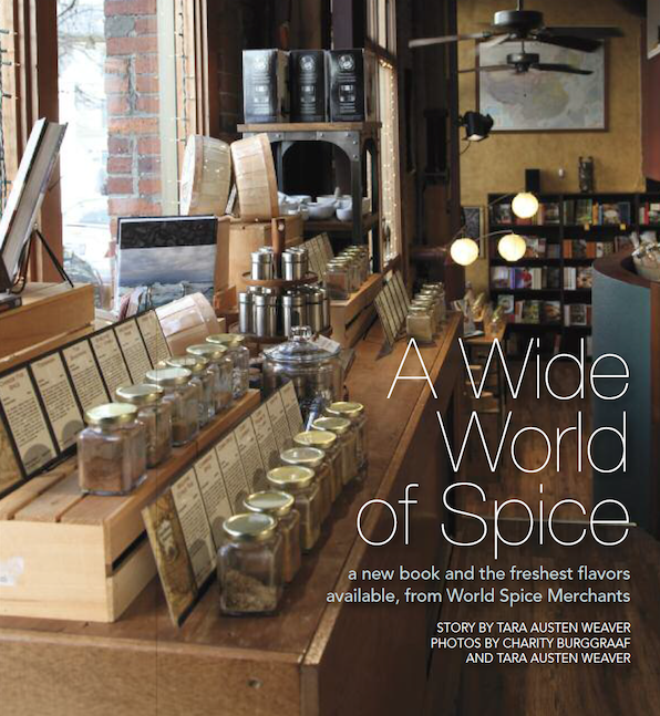 A Wide World of Spice - Edible Seattle