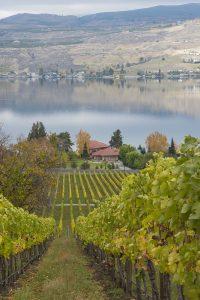 Lake Chelan AVA, Washington