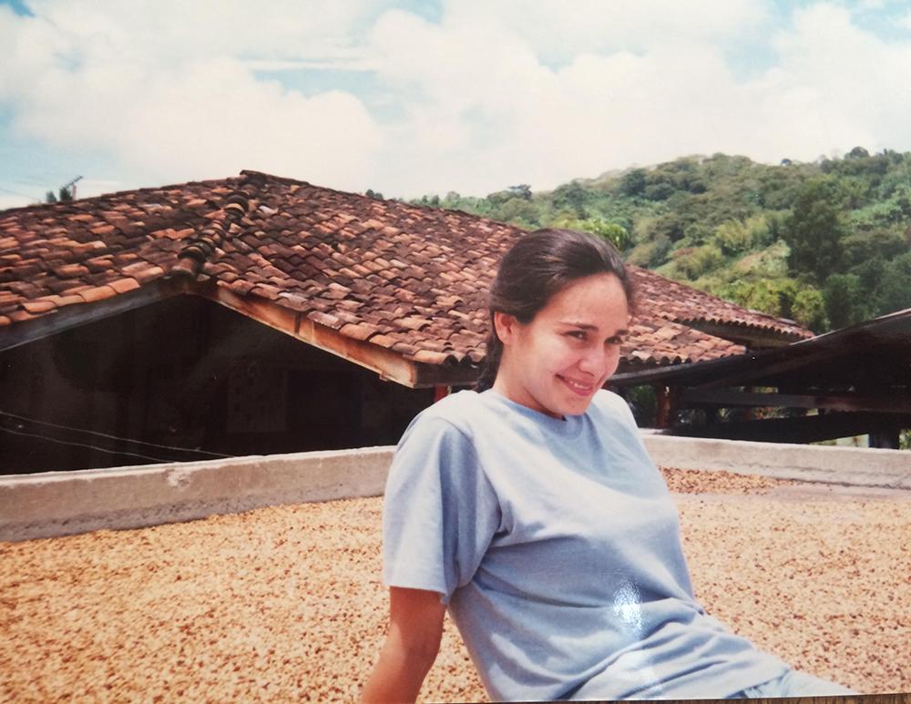 Maria-taking a break