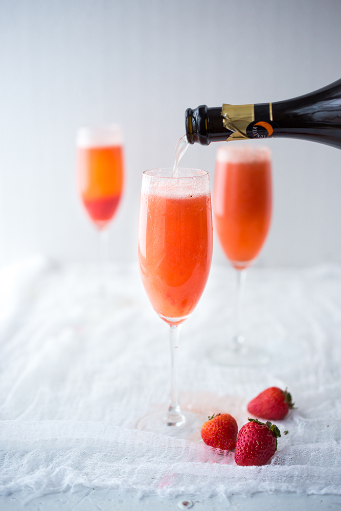 Strawberry Chamomile Bellini-208