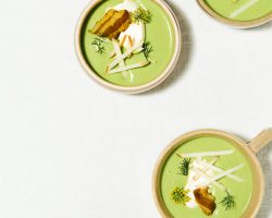 Edible Seattle Peas recipe